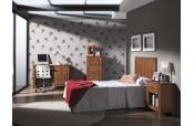 Composición Dormitorio Rústico 224