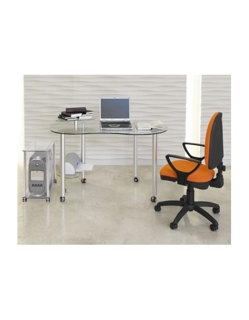 Conjunto mesa y silla ordenador