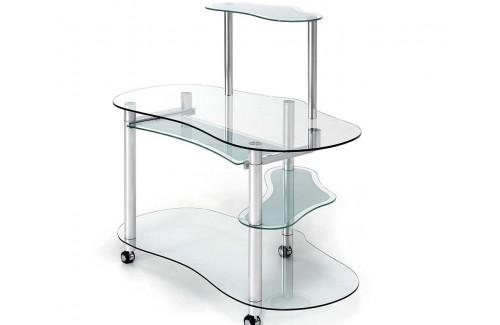 Mesa Ordenador Cristal nET