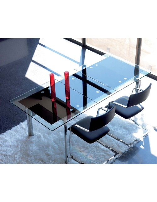 Mesa cristal extensible Vanguard