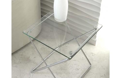 Mesa auxiliar cristal Ketama