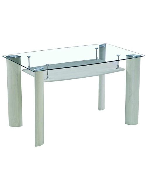 Mesa cristal Noblic Zafiro