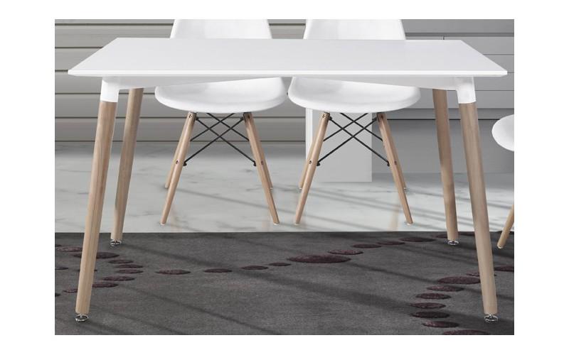 Mesa Cocina/ comedor fija madera