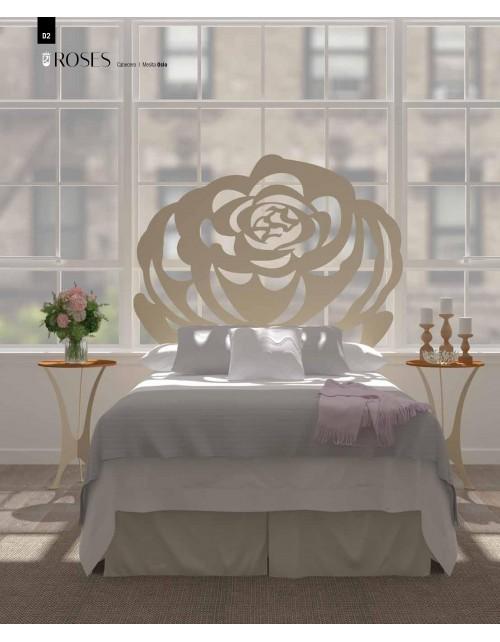 Cabezal Forja modelo Roses
