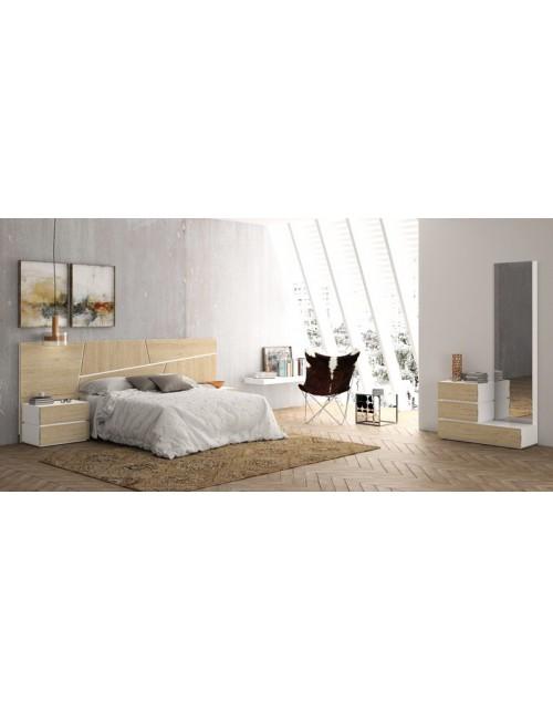 Composición Dormitorio Moderno Olympo3