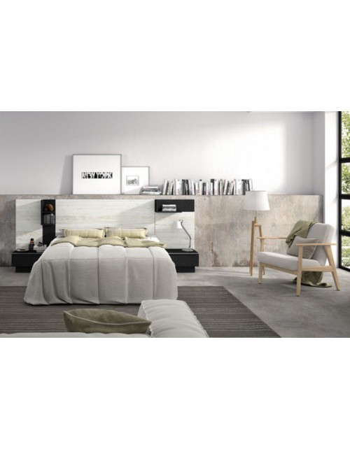 Composición Dormitorio Moderno Olympo11