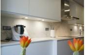 Cocina en Granada-Residencial Las Torres