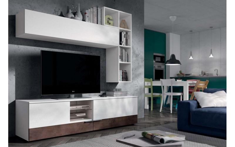 Salón moderno Duo 15 Rimobel