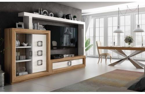 Composición salón Franco Forniture serie Enzo