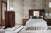 Dormitorio Neo Clásico Metacriluc colección Amberes
