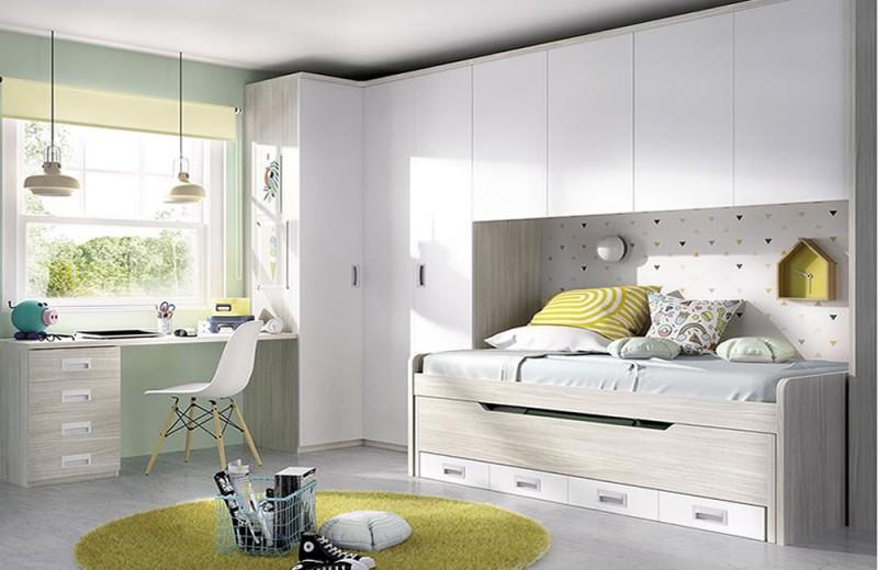 Dormitorio Juvenil Rimobel