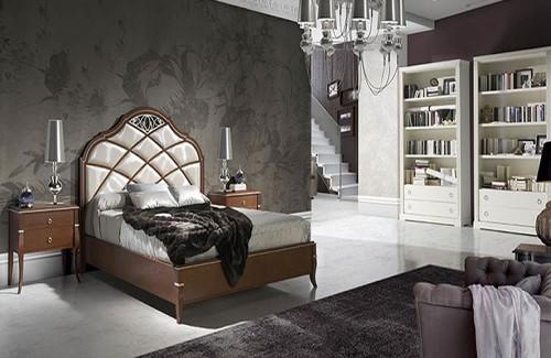 Dormitorio Clásico Monrabal Chirivella serie Valeria