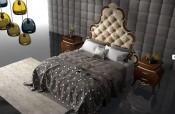 Dormitorio Clásico P.Espejo colección Sublime