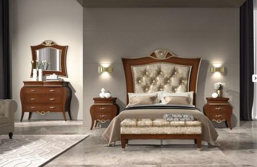 Dormitorio Clásico P.Espejo
