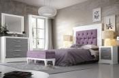 Dormitorio Clásico P.Espejo colección First