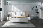 Dormitorio Moderno serie New Moon Vamasur