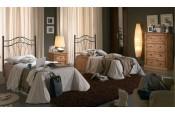 Composición Dormitorio Rustico 05