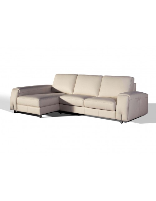 Chaise longue modelo Bruselas Piel