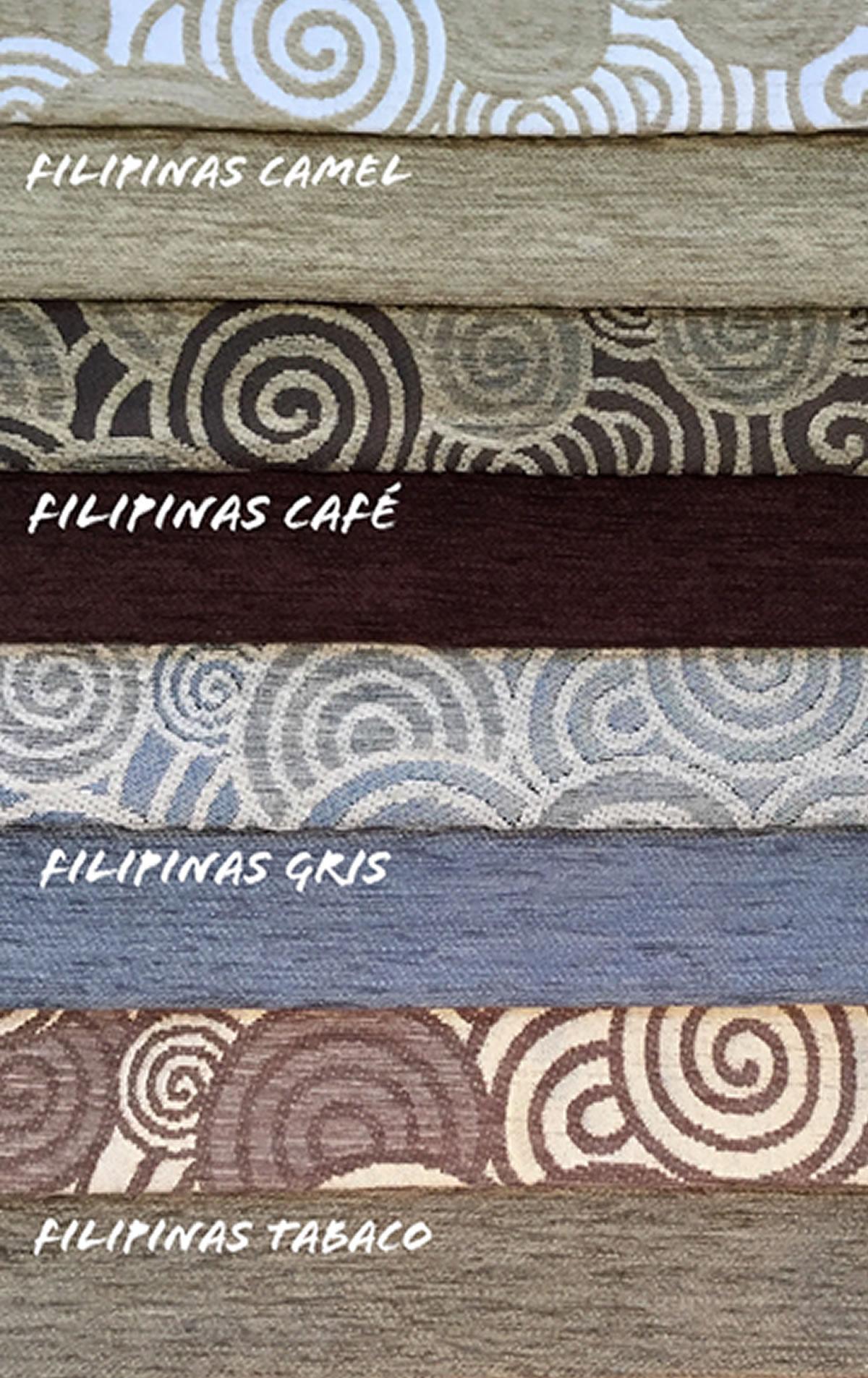 Muestrario telas y tapete para mesa madera completa de ruvemar